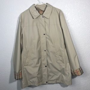 Authentic Burberry Kayla Trench Coat Size 16